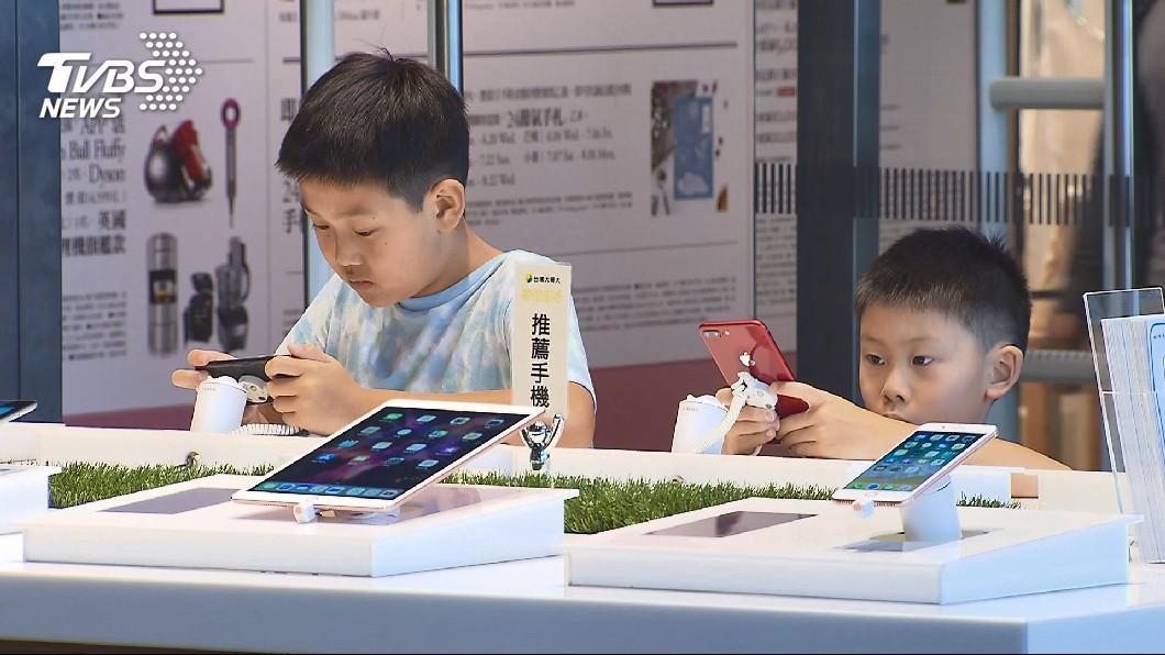 圖/TVBS 智慧手機市場春燕到 5G將掀全球換機潮