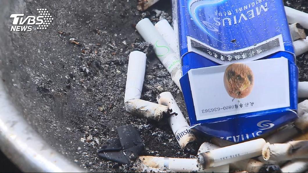 示意圖/TVBS 快訊/吸菸率降!但增加率隨年齡增 紙菸>電子煙