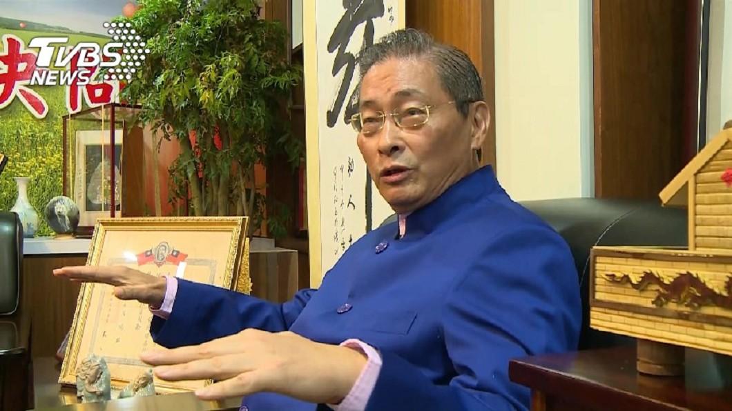 圖/TVBS 快訊/白狼頒發市長獎 教部:校方須向家長道歉