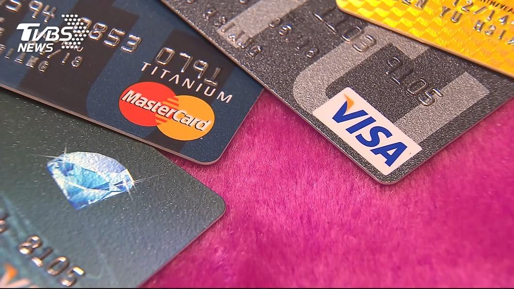 示意圖,與本事件人物無關。圖/TVBS資料畫面 信用卡被盜刷好幾萬!詐騙新招 讓你沒接到電話