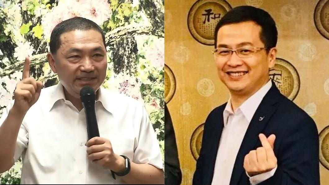 圖/TVBS、羅智強臉書 猛打侯友宜妻房產 羅智強:民進黨製造爭議本領來了