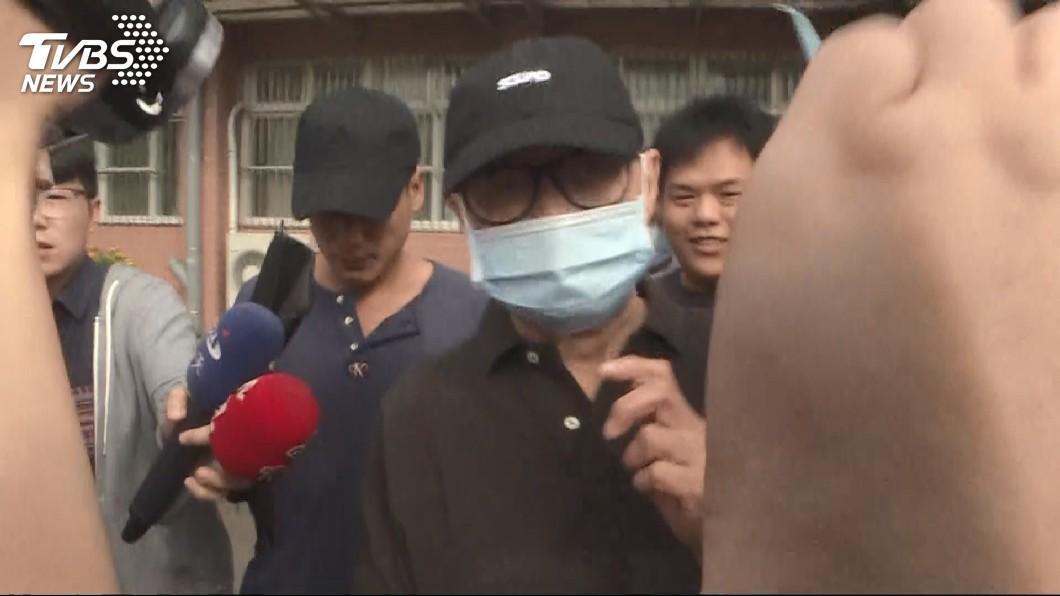 圖/TVBS資料畫面 孫道存假釋案 矯正署二度駁回