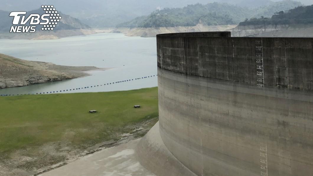 台南曾文水庫。圖/中央社 南台灣水庫仍好渴 氣象局:今年梅雨季已結束