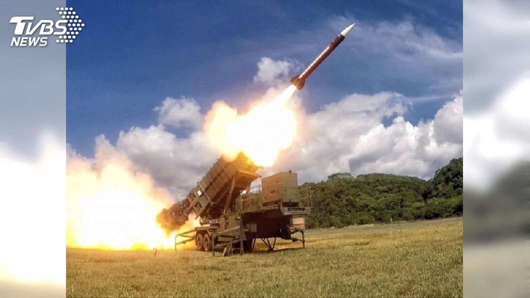 示意圖/國防部提供 九鵬基地實彈射擊 管制規模如同漢光演習
