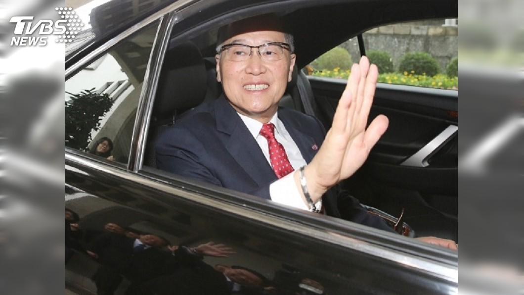 國安會秘書長李大維。圖/TVBS T怪客踢新聞/這才是居心叵測的假新聞