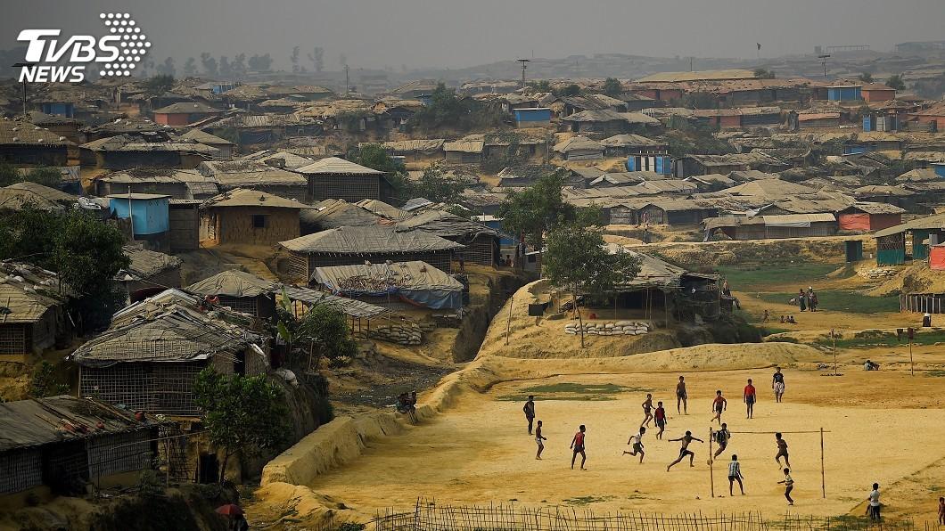 圖/達志影像路透社 戰爭衝突與迫害 聯合國:6850萬人流離失所