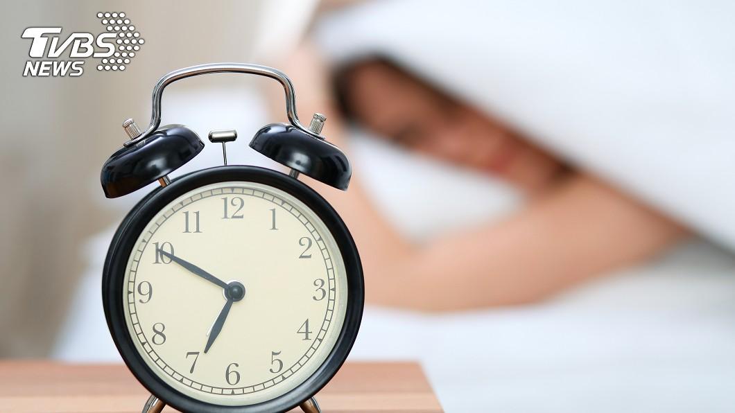 示意圖/TVBS 晚上睡太多也不好 研究:增早死風險