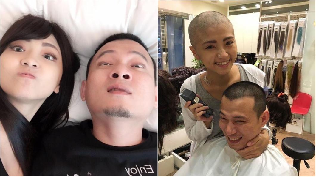 圖/翻攝自那個抗癌的幸福小女孩-薇薇臉書 從婚禮等到喪禮...正妹人妻癌逝 夫圓夢帶她遊世界
