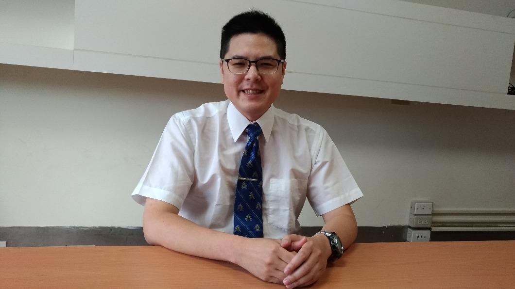 台大醫院復健部主治醫師林昀毅。圖/TVBS 八仙塵爆三周年》「大哥哥」醫師林昀毅