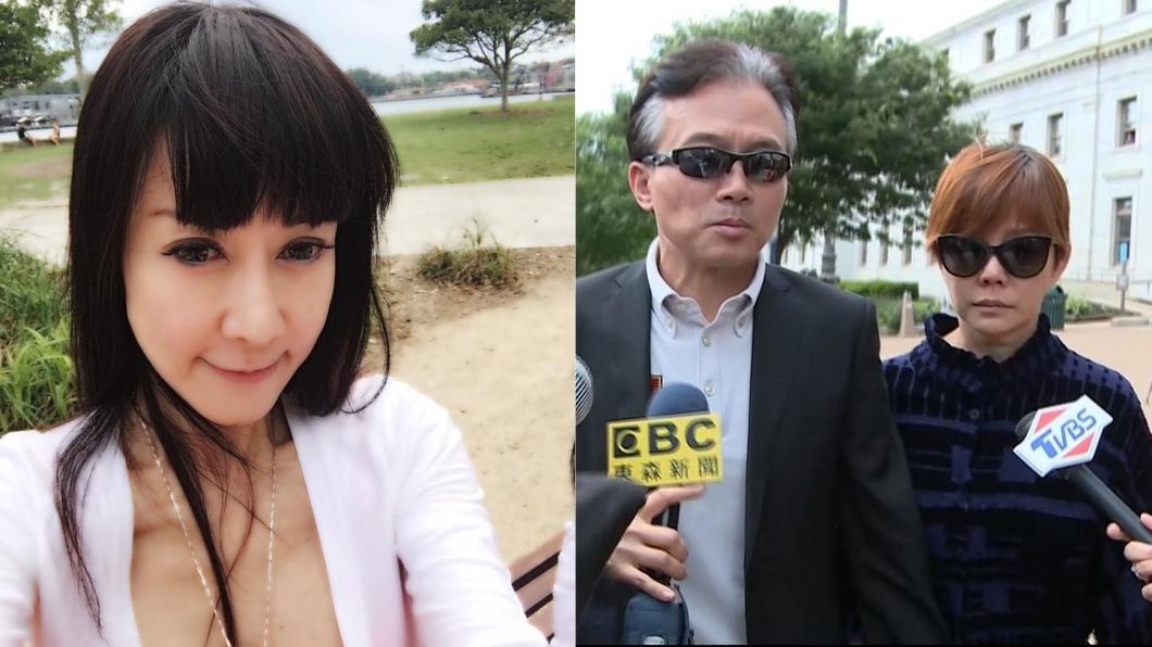 圖/羅霈穎臉書、TVBS 狄鶯退演藝圈救子怎籌錢? 羅霈穎:賺飽了沒差