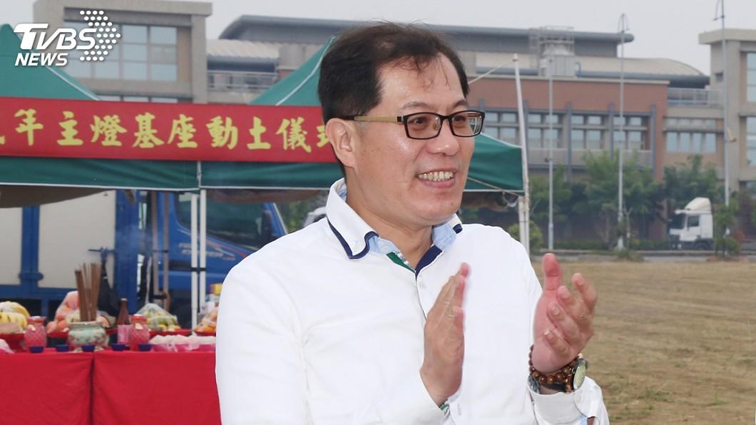 圖/中央社 吳芳銘擬選嘉義縣長 黨內研判不會選到底