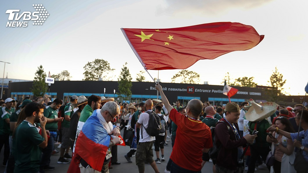 圖/達志影像美聯社 (世足賽) 有夢最美! 世界盃奪冠仍是最大中國夢