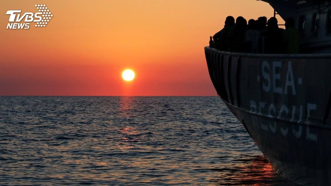 圖/達志影像路透社 逾千難民葬身地中海 聯合國:人數還在增加中