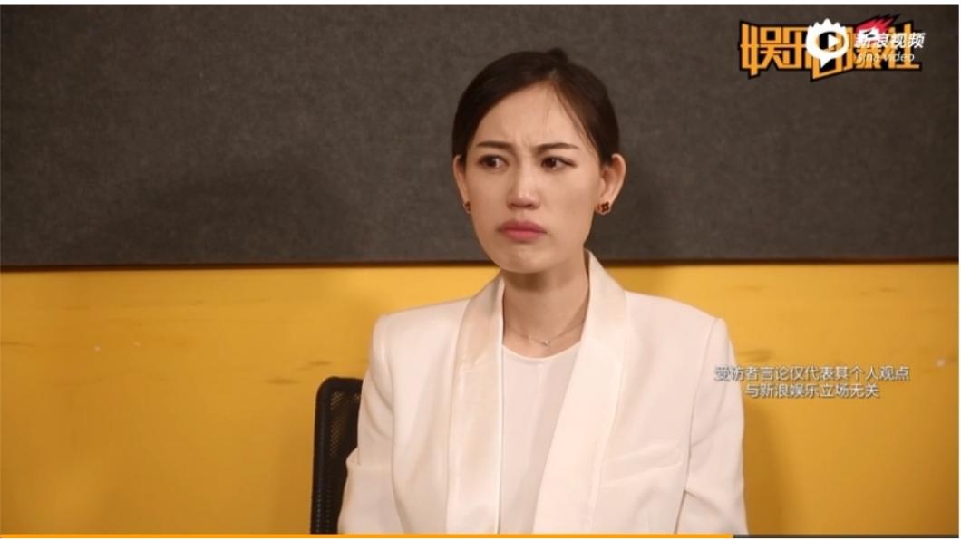圖/翻攝《新浪娛樂》微博 神逆轉!馬蓉淚控被家暴 反咬「王寶強先出軌」