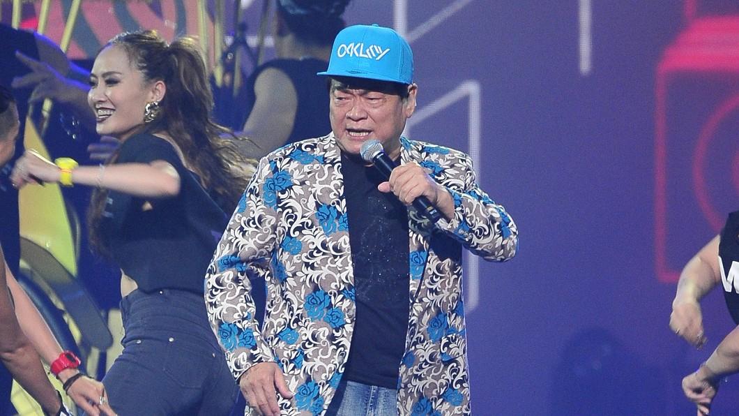 圖/台視提供 「嘻哈始祖爺」劉福助驚喜現身!網讚翻:今晚最有創意