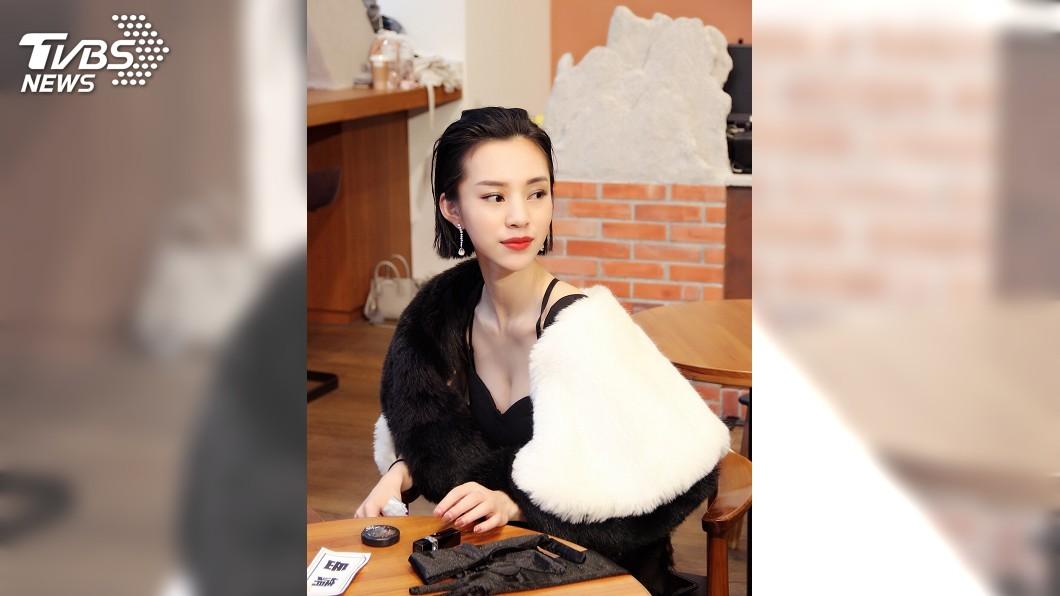 《我要當女一》學員岳靖。圖/TVBS