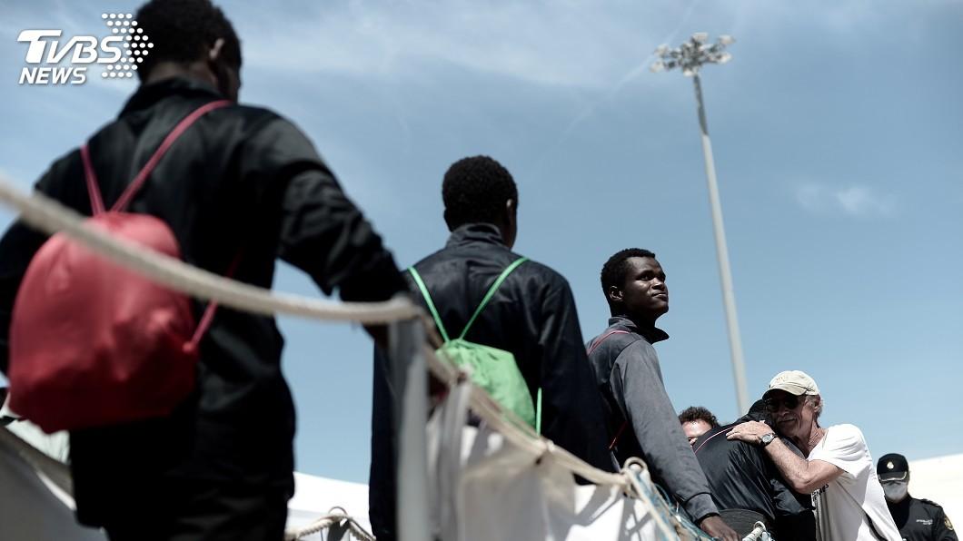 圖/達志影像路透社 移民議題歧見擴大 歐盟緊急會談