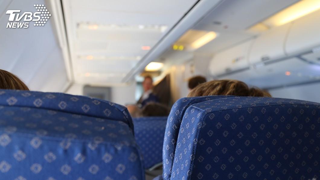 示意圖/TVBS 屈服正統派教徒要求 以色列航空請女客換位惹議