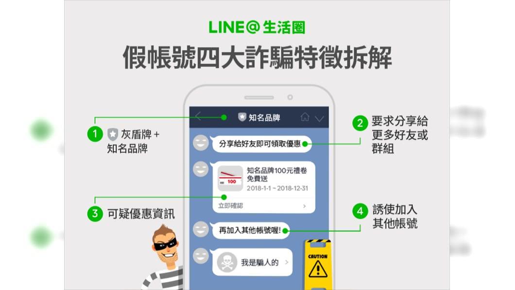 圖/LINE@ 生活圈官網