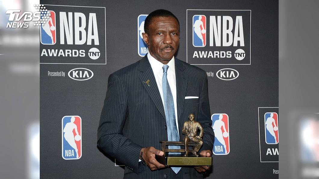 圖/達志影像路透社 NBA年度最佳教練 多倫多暴龍凱西獲選