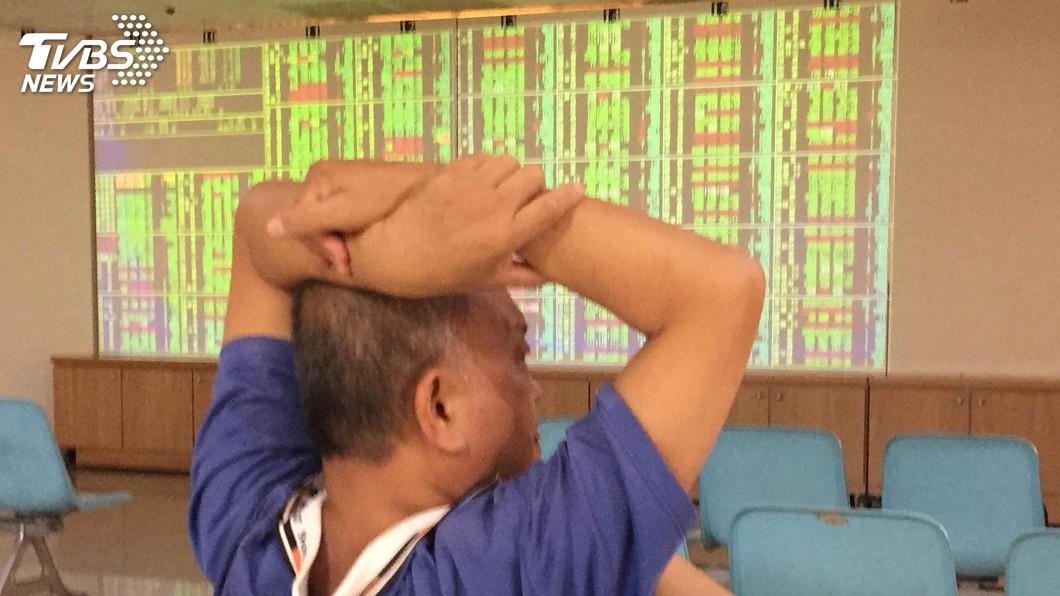圖/中央社 聯準會暗示降息 台股平盤附近整理