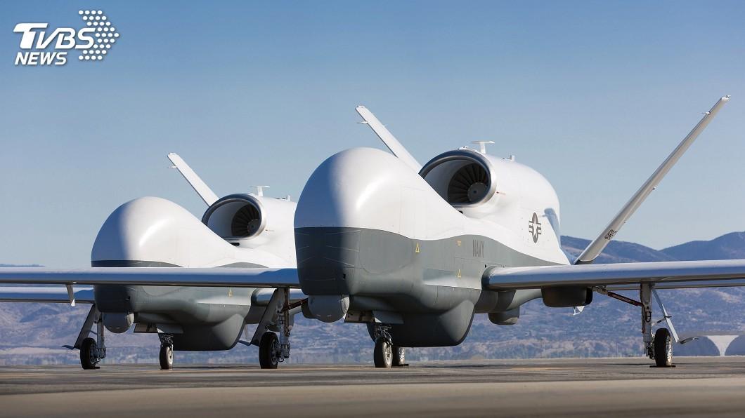 圖/達志影像路透社 澳斥千億購先進無人機 監控南海與太平洋