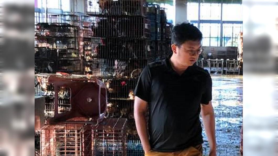 圖/翻攝自姚量議臉書 畜產公司總座傳被請辭 北市府:簽核非最終決定