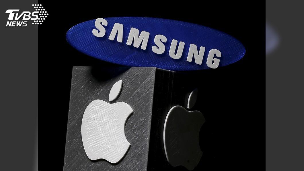 圖/達志影像路透社 多年專利大戰終落幕 蘋果、三星達和解