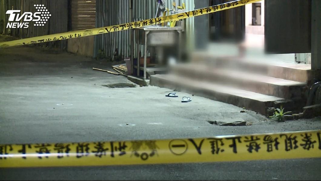 圖/TVBS資料畫面 又有角頭遭槍殺 宅神怒了:台灣法律不足以嚇阻