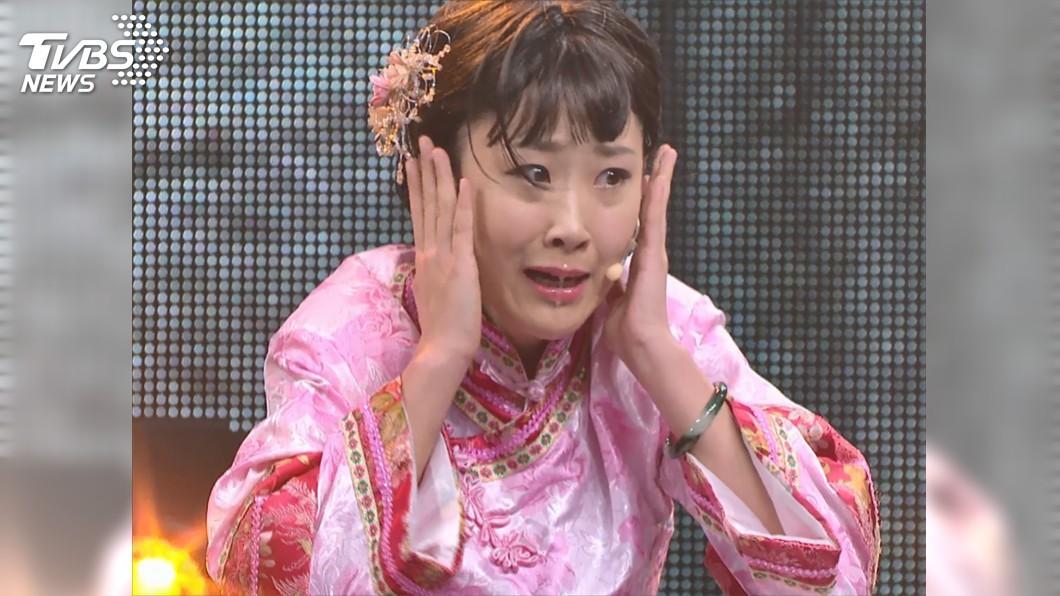 圖/TVBS 女學員鼻涕眼淚齊噴發 安心亞坦承自己「用鼻涕在演戲」