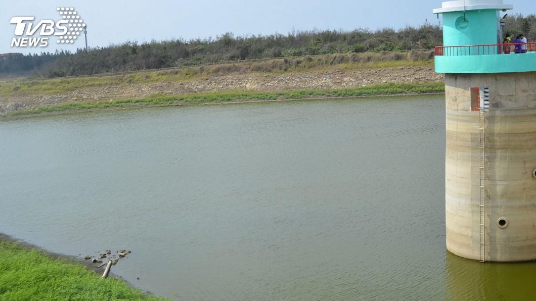 圖/中央社 旱象相對嚴重 賴揆重申:今年不缺水、不缺電