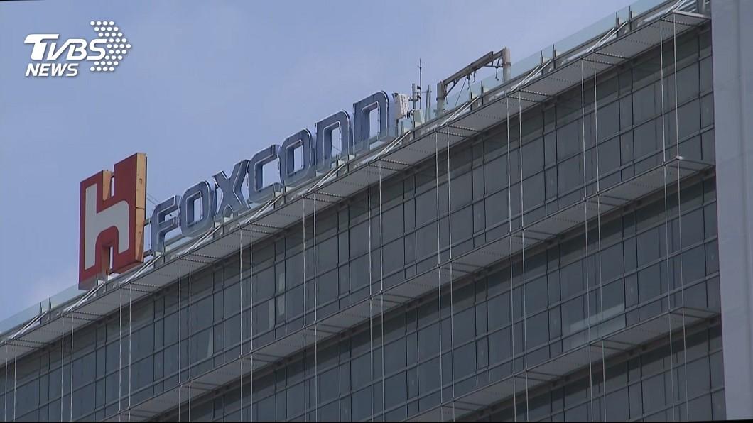 圖/TVBS 鴻海廣州8K面板廠傳9月量產 年產值4188億元