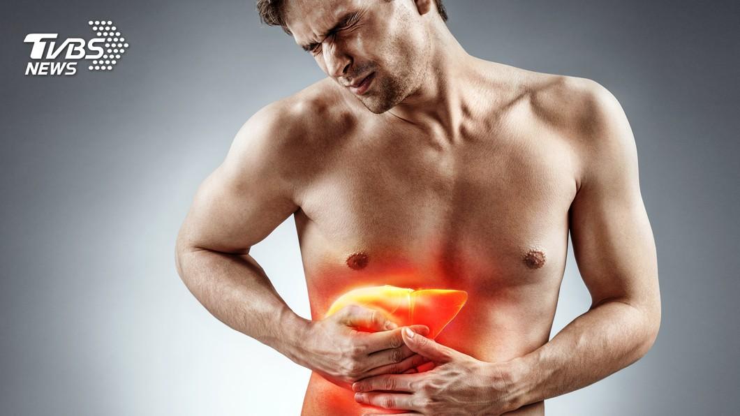 醫師指出,脂肪肝並非都是肥胖導致。示意圖/TVBS 不只肥胖會得脂肪肝! 醫師指出:這種人也要小心