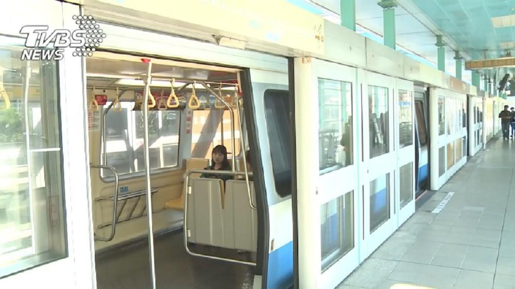 (示意圖。圖/TVBS) 北捷文湖線一度跳電 恢復正常後調整班距