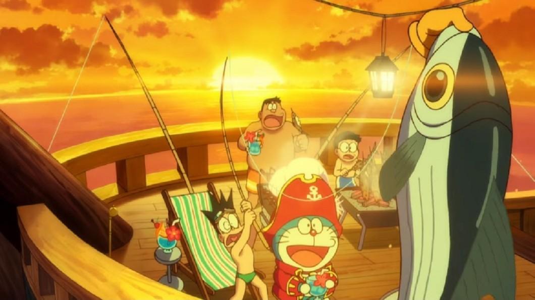 圖/翻攝自DoraemonTheMovie YouTube