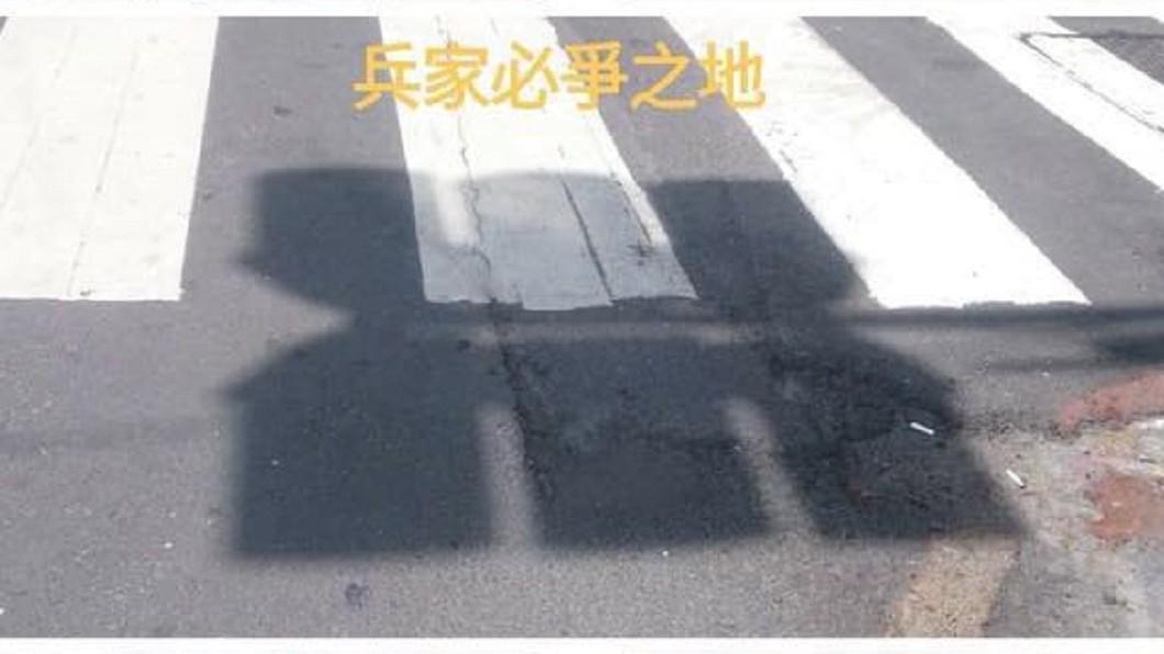 圖/爆廢公社 夏日騎車跪求5種「陰影面積」 巧遇綠洲:跟樹說謝謝!