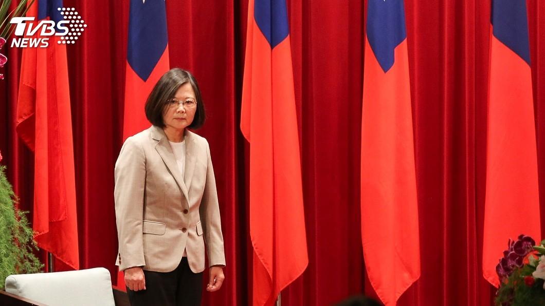 圖/中央社 中研院士會議 蔡總統:國家處在關鍵轉型時刻