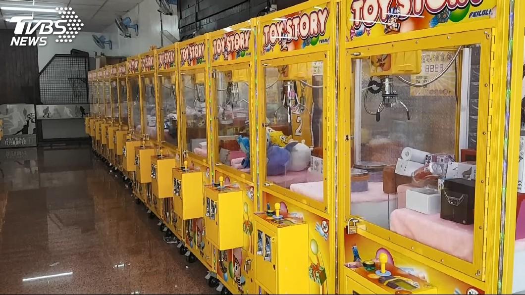 非新聞事發現場。示意圖/TVBS 快訊/太扯!真的娃娃機 3歲男童鎖裡面破窗救