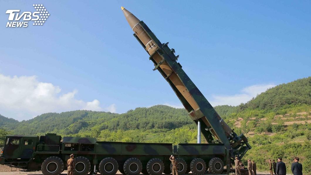 圖/達志影像路透社 一年內完成北韓非核化 專家批過於樂觀