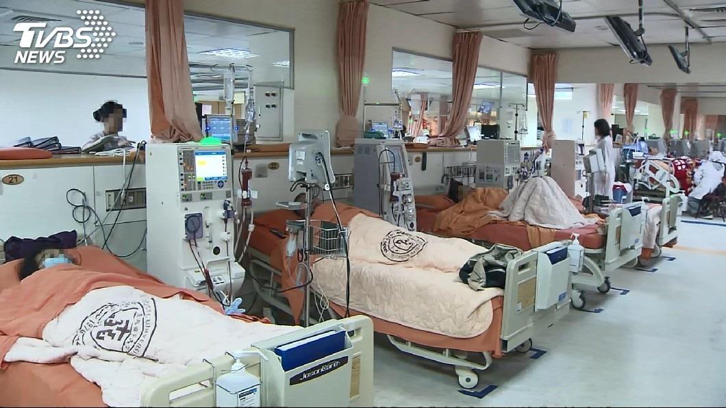 示意圖,與本文無關。圖/TVBS 洗腎不願拖累父母! 30歲女物理治療師墜10樓亡