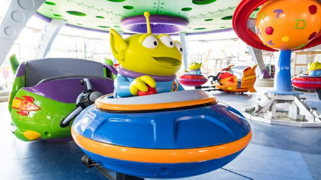 圖/翻攝自Toy Story Land | Walt Disney World官網