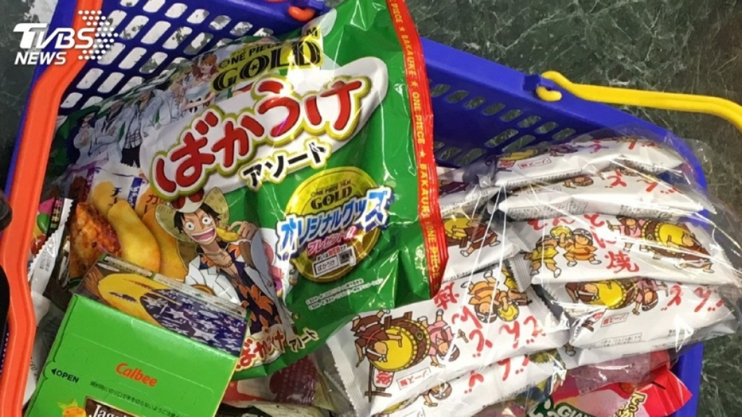 圖/TVBS資料畫面 日本退稅新制開跑!不分商品滿5千日圓就退