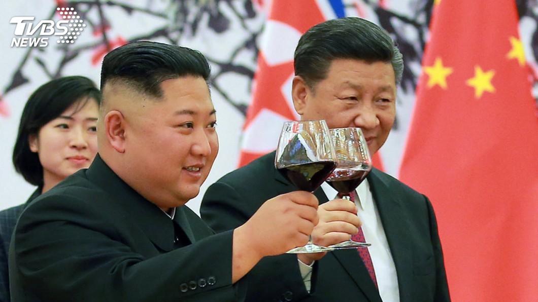 圖/達志影像美聯社 與美談非核化 金正恩:中國不會被邊緣化