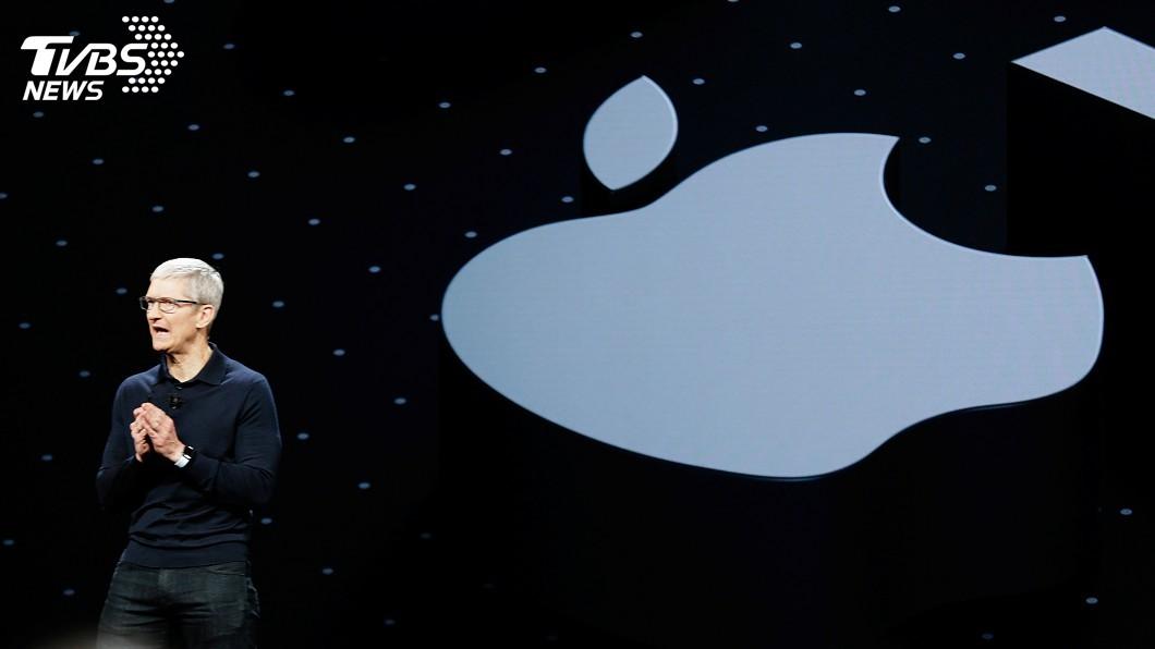 圖/達志影像路透社 蘋果8/1秀財報 外界關注美中貿易戰影響