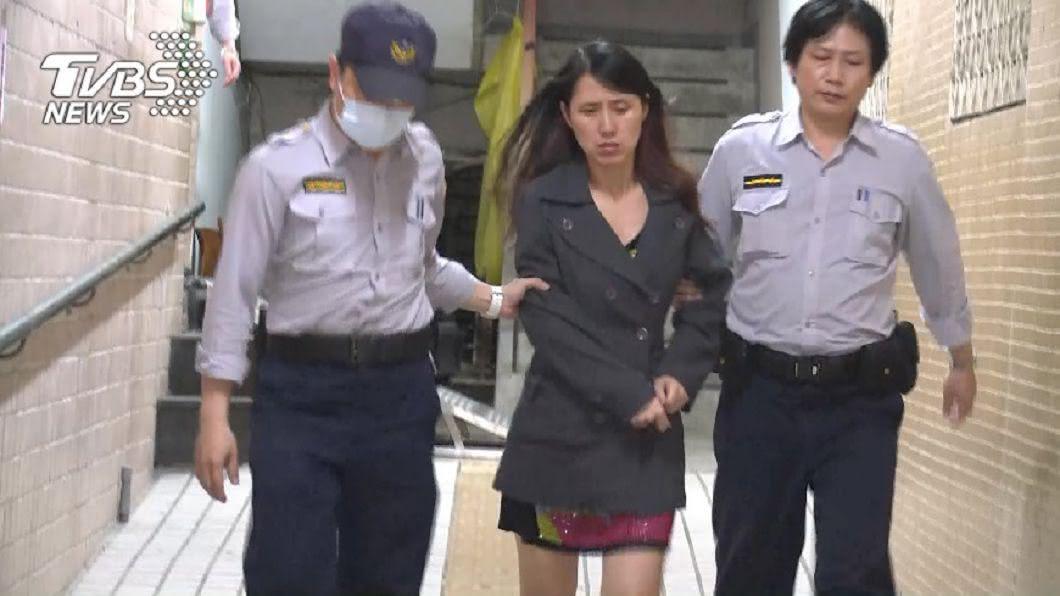 圖/TVBS 坑殺房客態度囂張 惡房東張淑晶判8年2月
