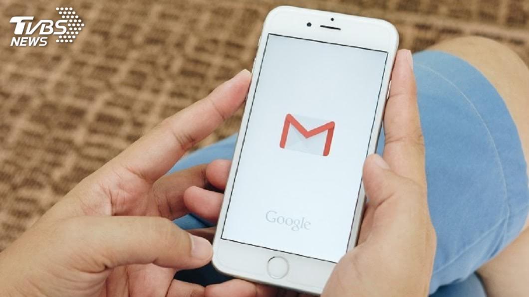 示意圖/TVBS Gmail與Google硬碟上午當機 官方修復中