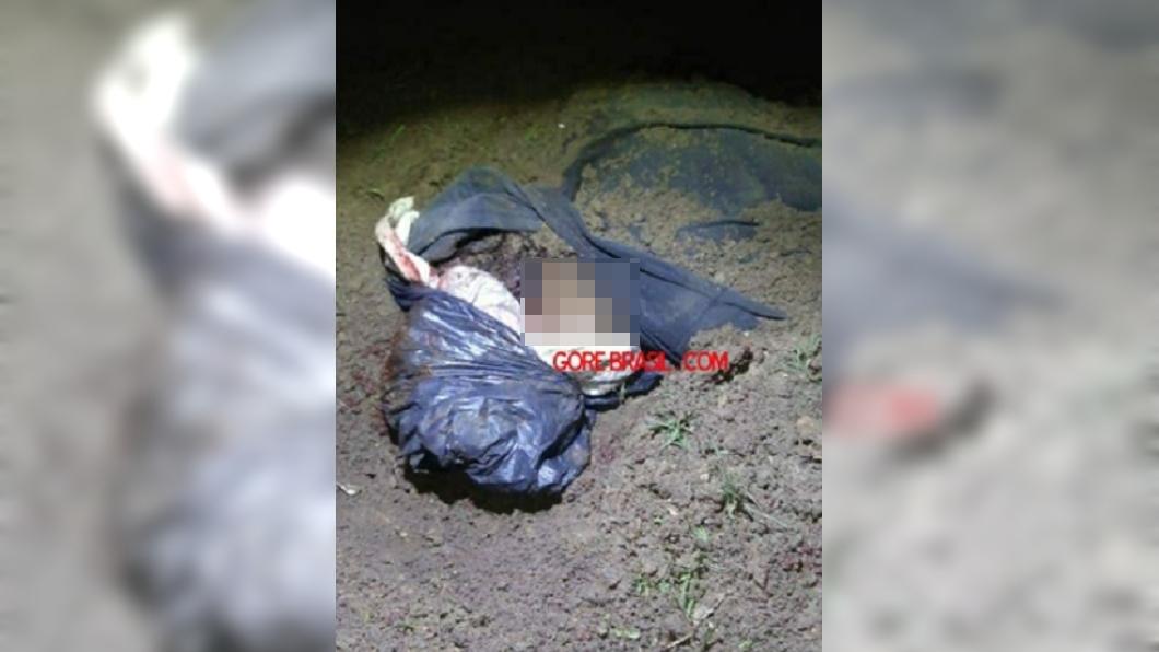圖/翻攝自《GORE BRASIL》 交16歲男友被唸 12歲少女拿錘子爆頭弒母埋屍