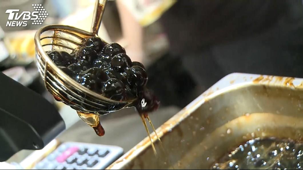 京都同仁堂 手搖飲加配料含糖量高 只喝一杯攝取量就超標