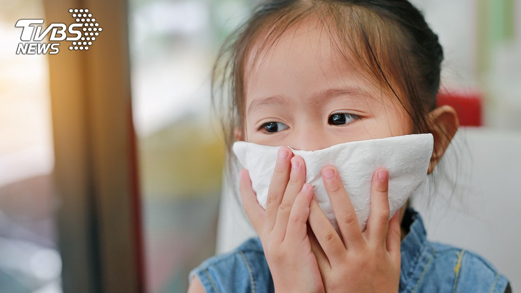 示意圖/TVBS 爸媽快看!流感奪女童命 一圖秒懂重症前兆