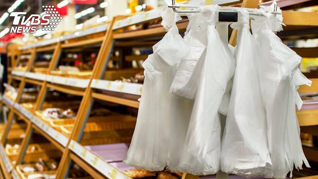 示意圖/TVBS 紐西蘭禁塑愛地球 逐步淘汰一次用塑膠袋